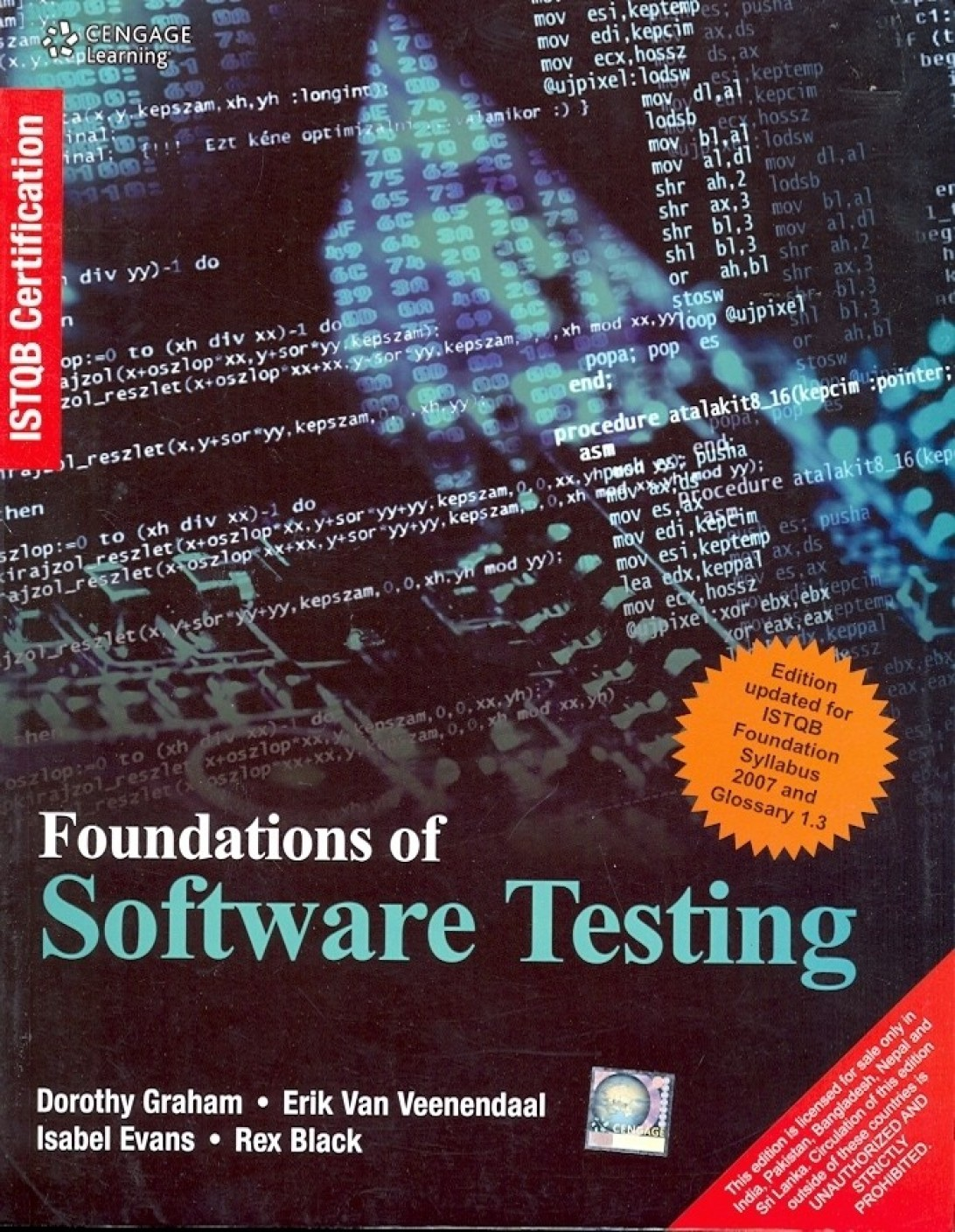 Foundations of software testing istqb certification 2nd edition share 1betcityfo Image collections