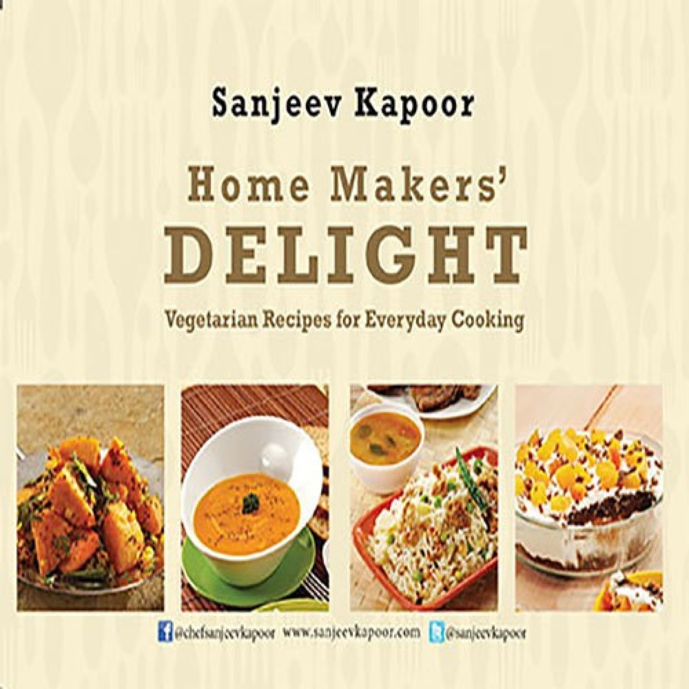 Home makers delight vegetarian recipes for everyday cooking buy home makers delight vegetarian recipes for everyday cooking add to cart forumfinder Images