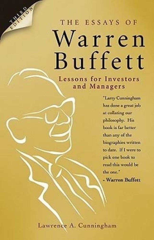 Essays by warren buffett