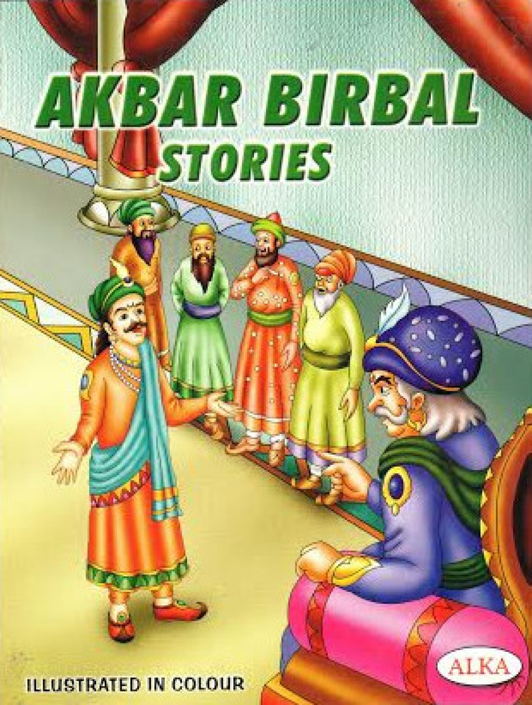 Akbar Birbal Stories - Buy Akbar Birbal Stories by ,, Online at ...