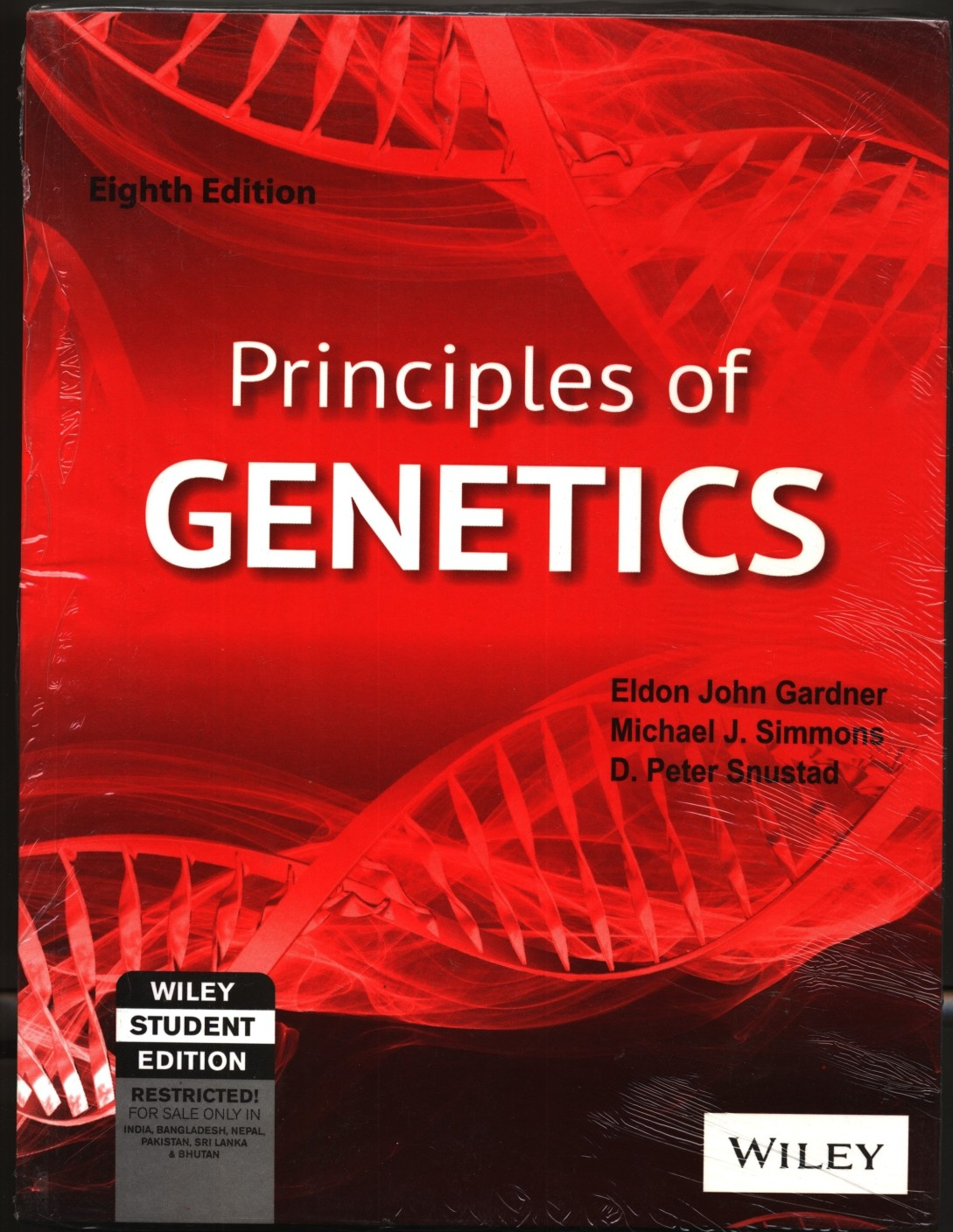 principles of genetics gardner pdf