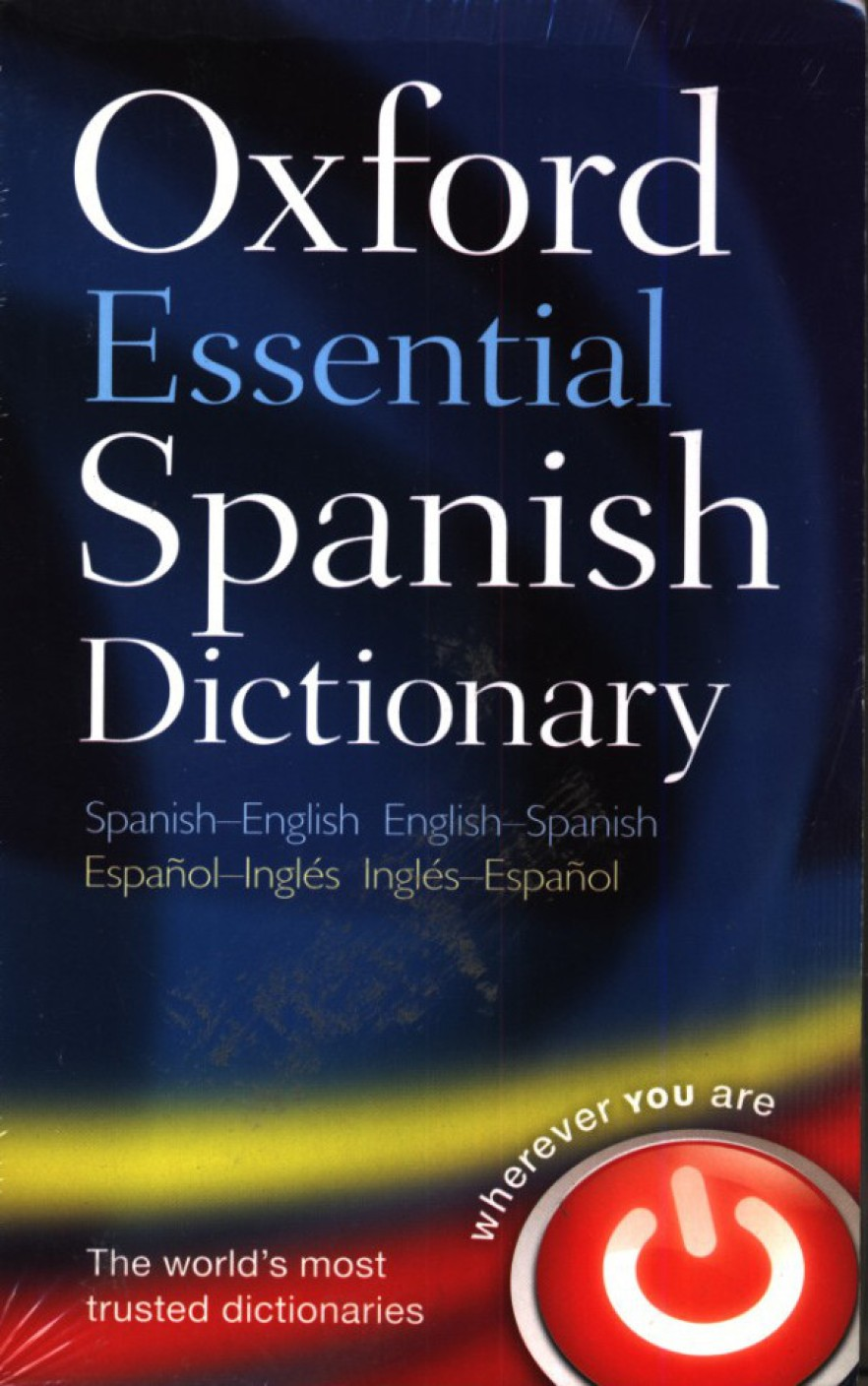 Oxford essential spanish dictionary 1st edition add to cart