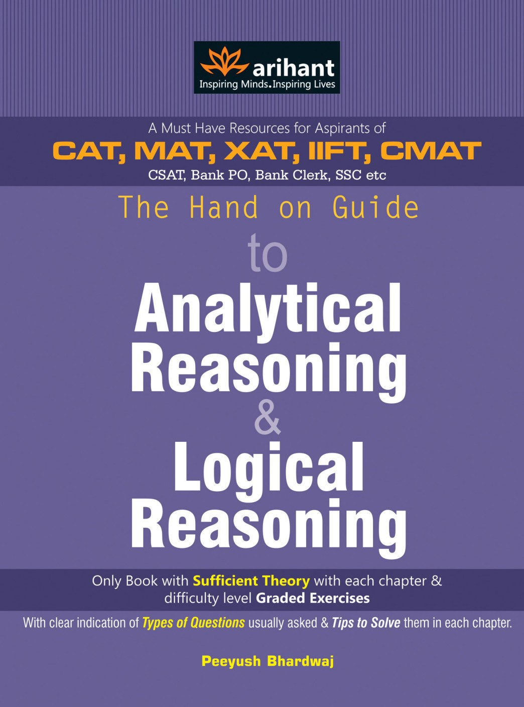 Best Book For Analytical Reasoning For Cat