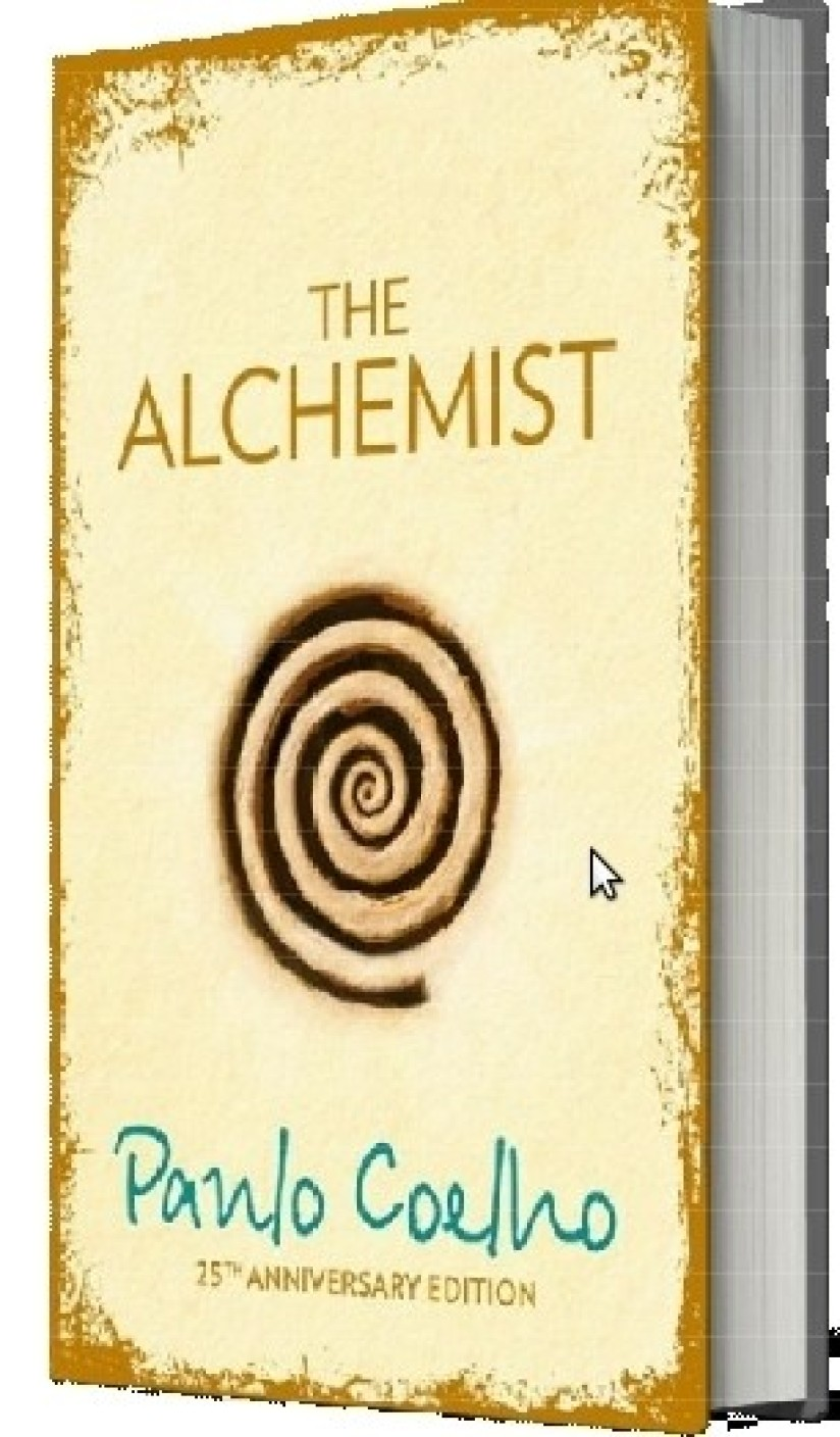 the alchemist 25th anniversary edition buy the alchemist the alchemist 25th anniversary edition add to cart