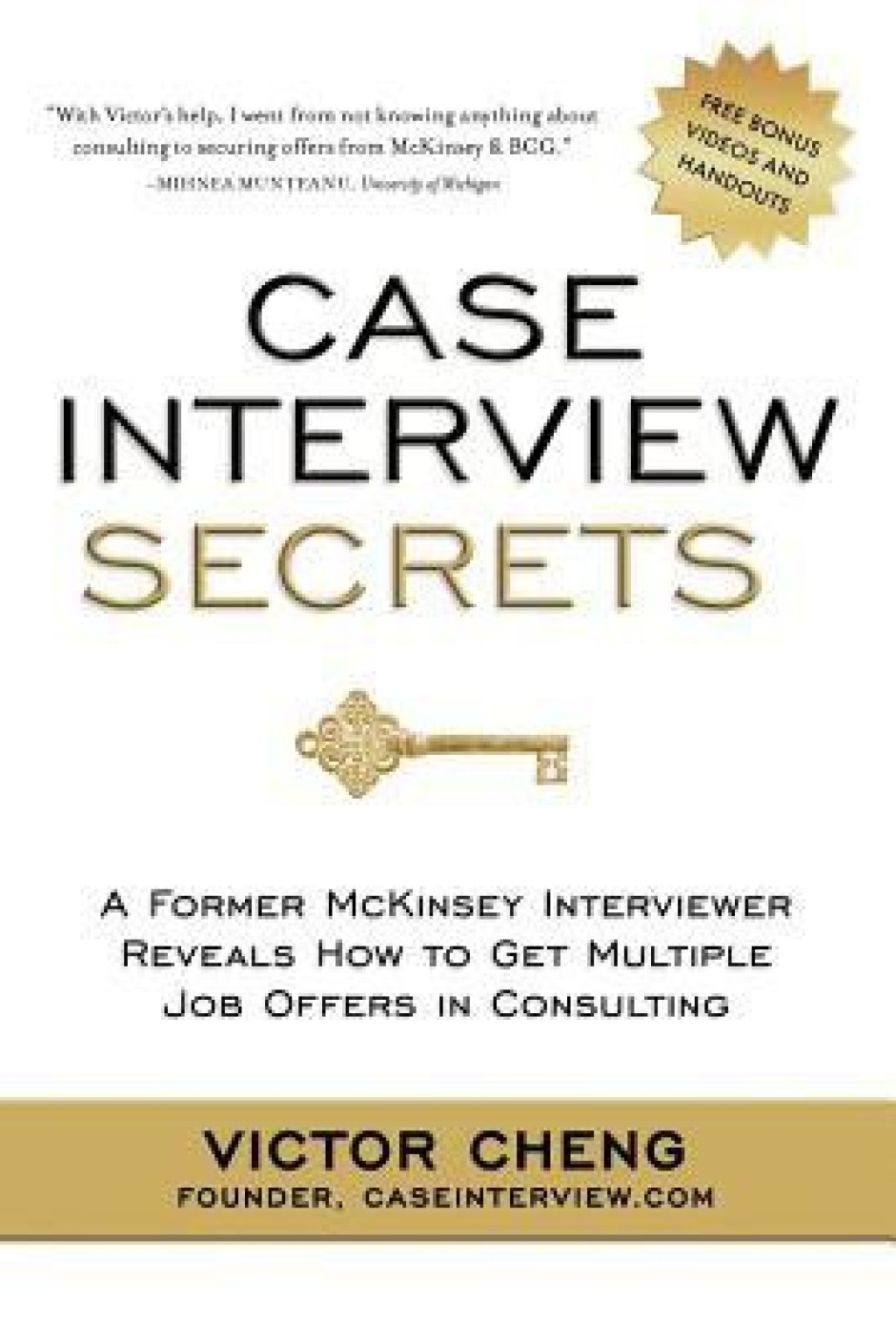 case interview secrets a former mckinsey interviewer reveals how add to cart
