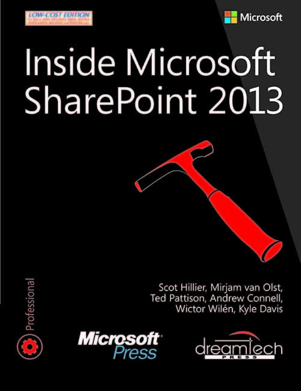 Inside microsoft sharepoint 2013 1st edition buy inside inside microsoft sharepoint 2013 1st edition add to cart 1betcityfo Choice Image