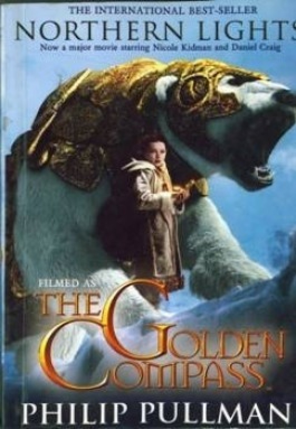 northern lights pullman essay Given pullman's trenchant critique of despotism, his new trilogy will  the wildly  inventive fantasy worlds of northern lights (the golden.