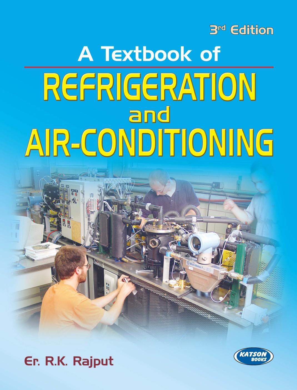 Textbook Of Refrigeration And Air E Pb