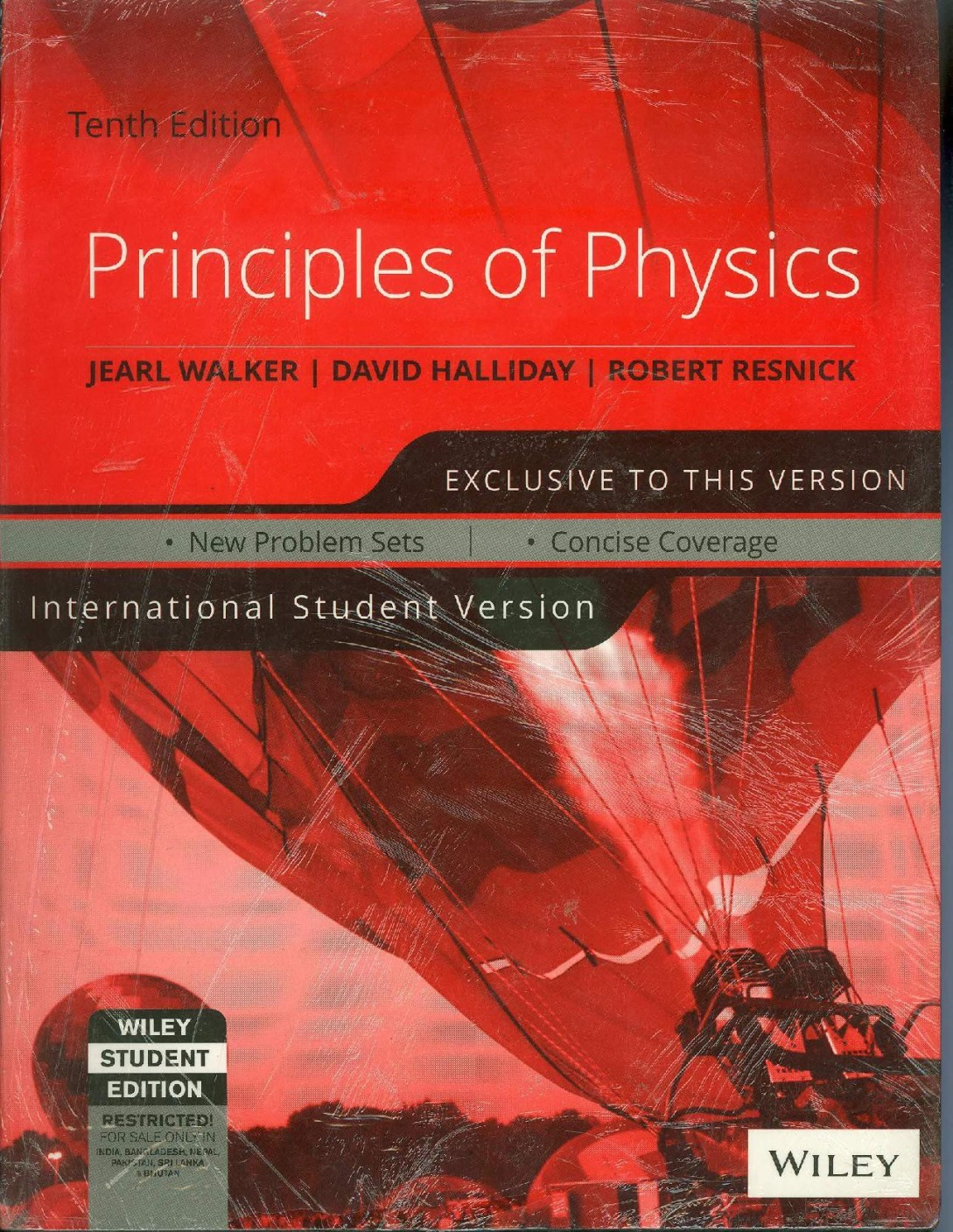 fundamentals of physics 10th edition pdf online