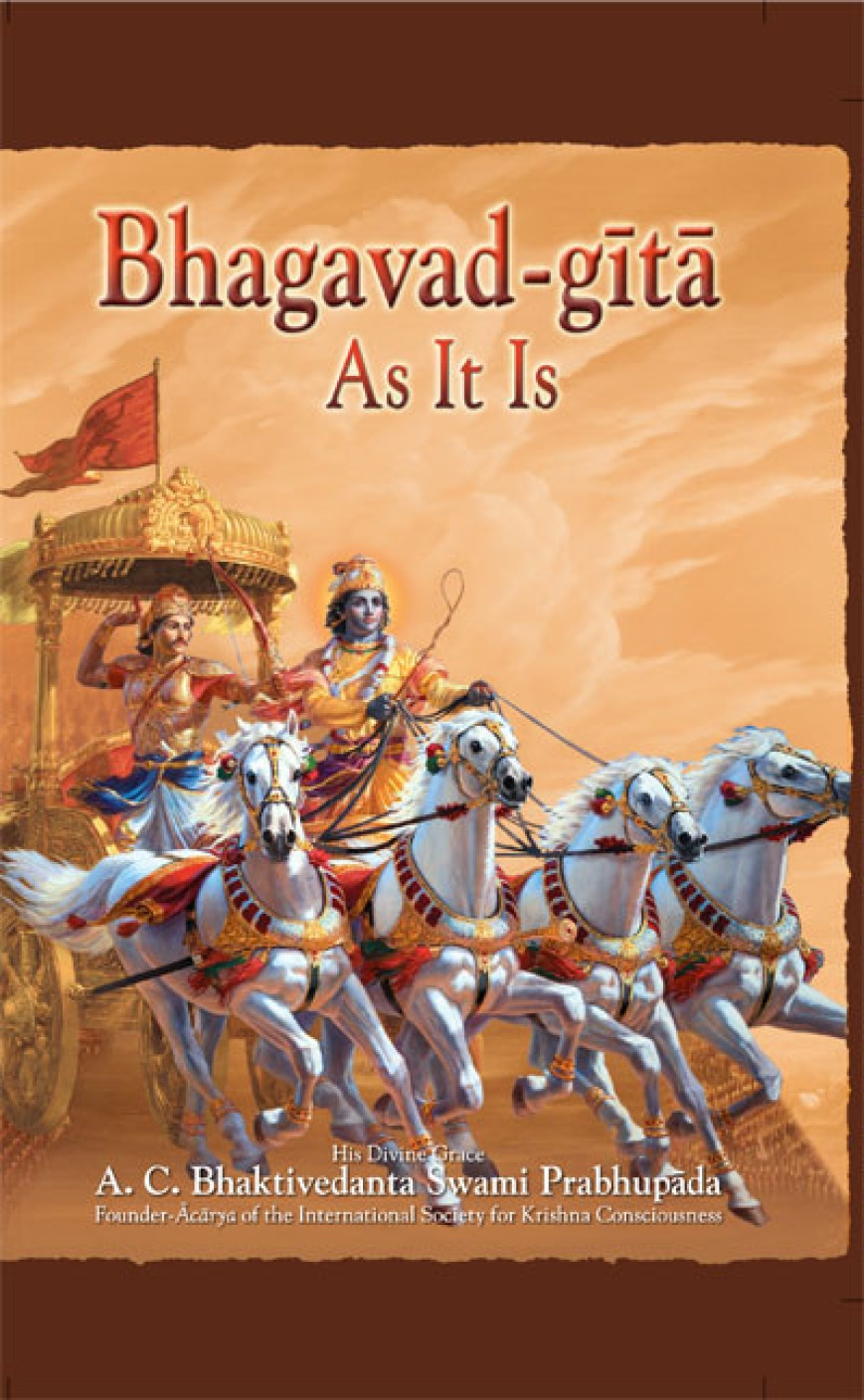 bhagavad gita the choice of arjuna essay In a later section of notes on the bhagavad-gita, mr judge does hold forth one kind of encouragement, for he says that reliance and pressure upon our inner nature, in moments of darkness, are sure to be answered by the voice of krishna, the inner guide and so it was with arjuna.