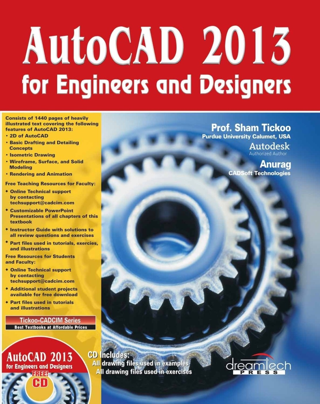 Autocad 2013 for engineers and designers with cd buy autocad share home books baditri Image collections