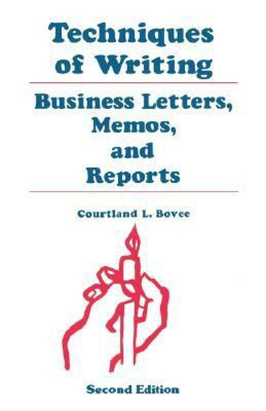 Techniques Of Writing Business Letters Memos And Reports Buy