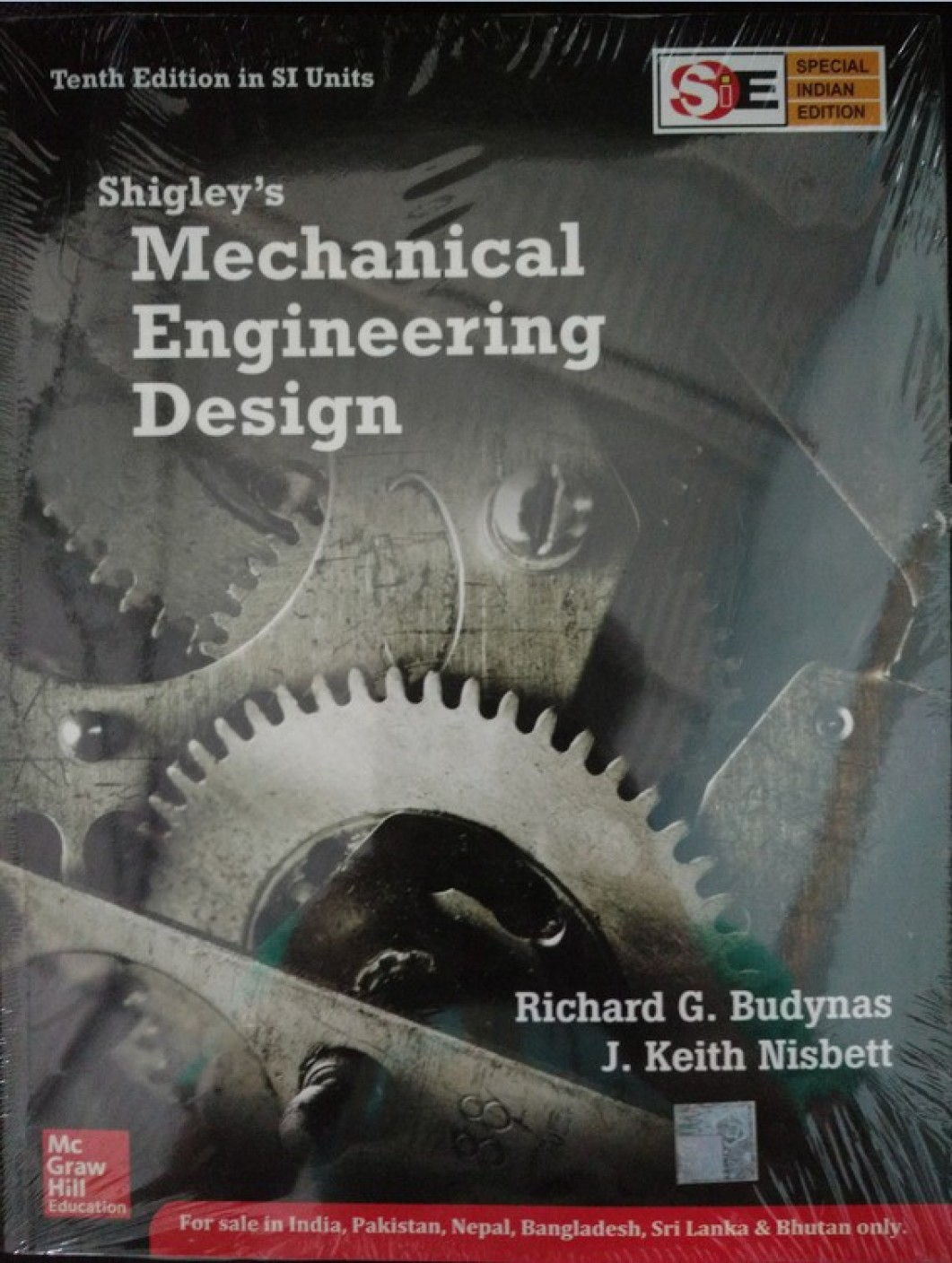 Shigley's Mechanical Engineering Design 10 Edition - Buy ...