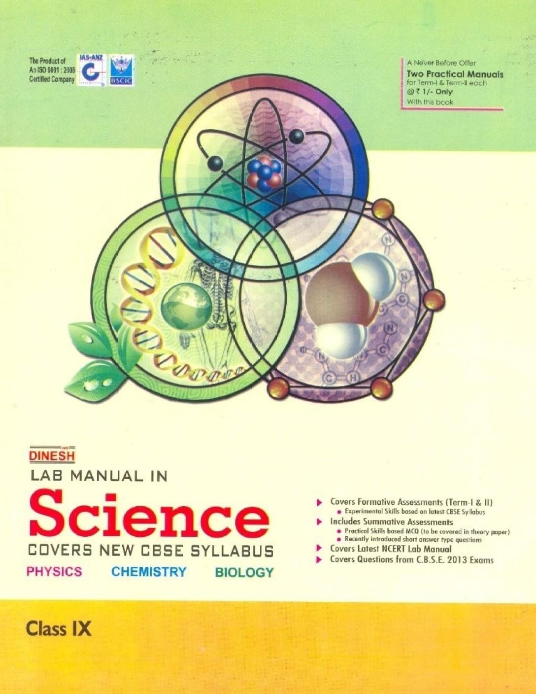 class 9 science practical book pdf