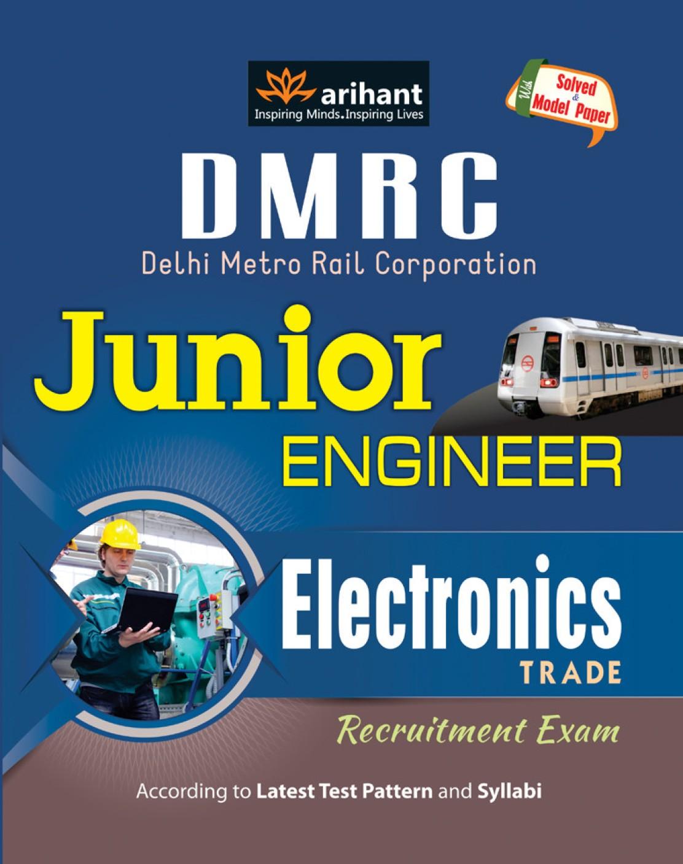 DMRC Exam 2018 Best Books, Pattern, Syllabus, Previous ...