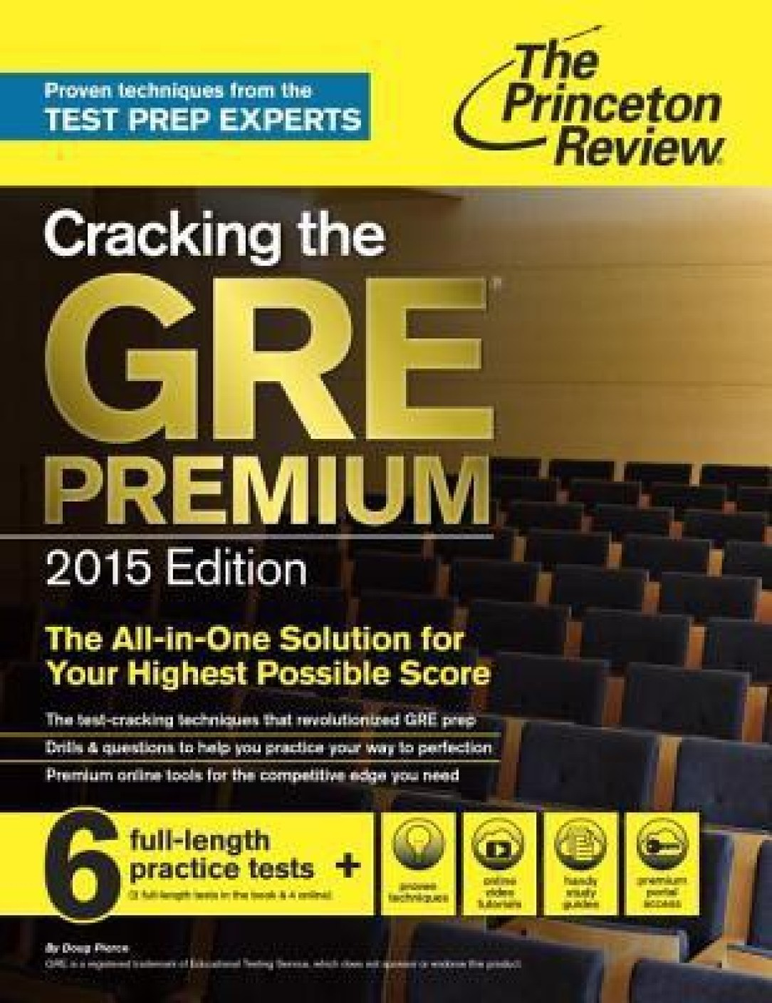 Cracking the GRE Premium Edition with 6 Practice Tests, 2015 - Buy ...