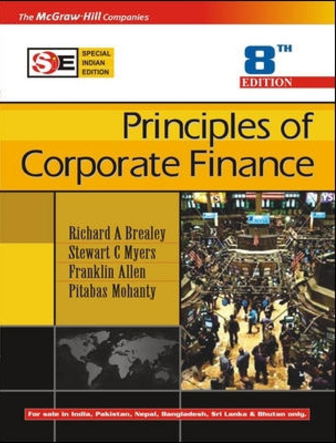 brealey mayers 10th edition solution foundation corporate finance Download or read online ebook solutions manual principles of corporate finance corporate finance 8th ed - brealey myers corporate finance 10th edition.