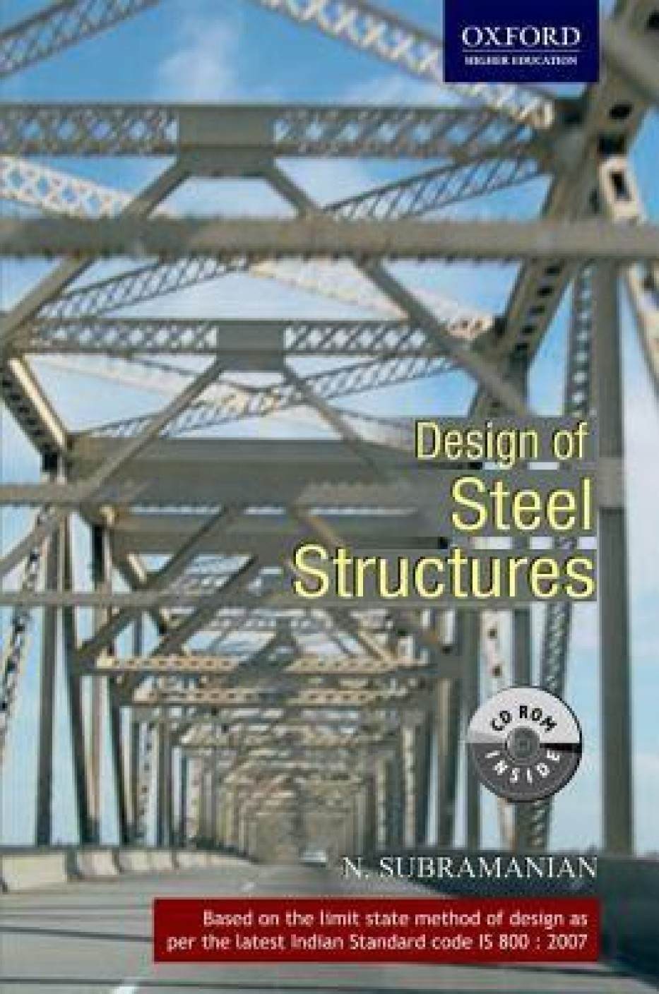 design of steel structures The design process encompasses the architectural design, the development of the structural concept, the analysis of the steel structure and the verification of members.