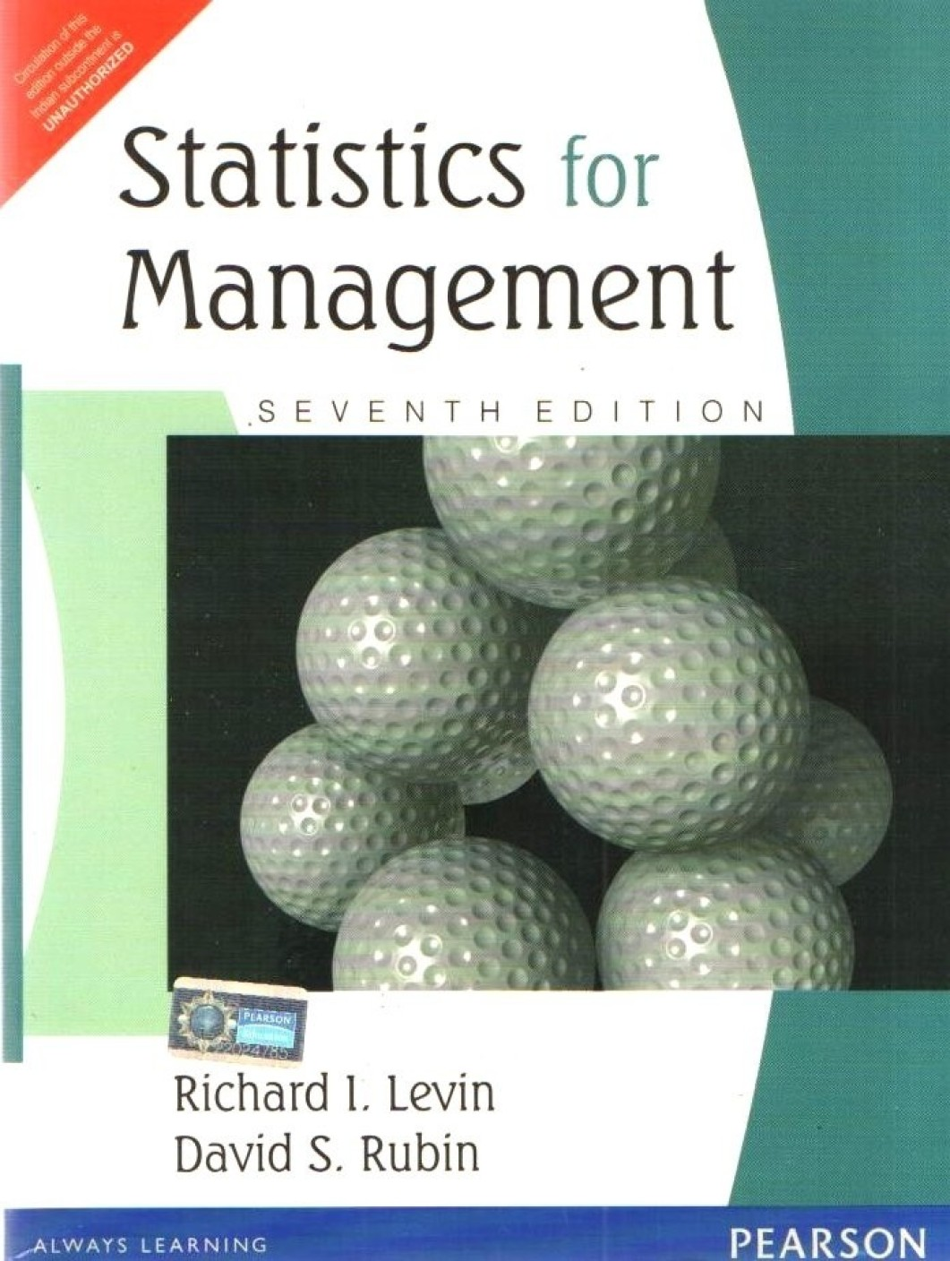 Statistiacs for management 7th edition buy statistiacs for statistiacs for management 7th edition share fandeluxe Images