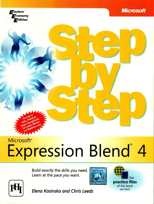 Expression blend книга скачать