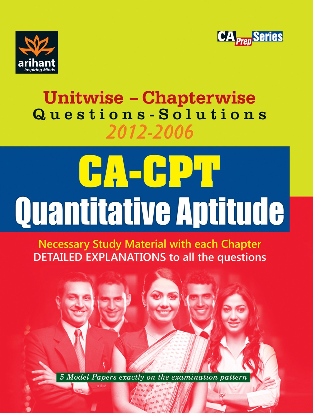 ca cpt 2012 Ca cpt exam is held twice a year by icai  says november 2012 topper  maths and i wanted to become a ca  so for ca cpt exam is necessary or have another option.