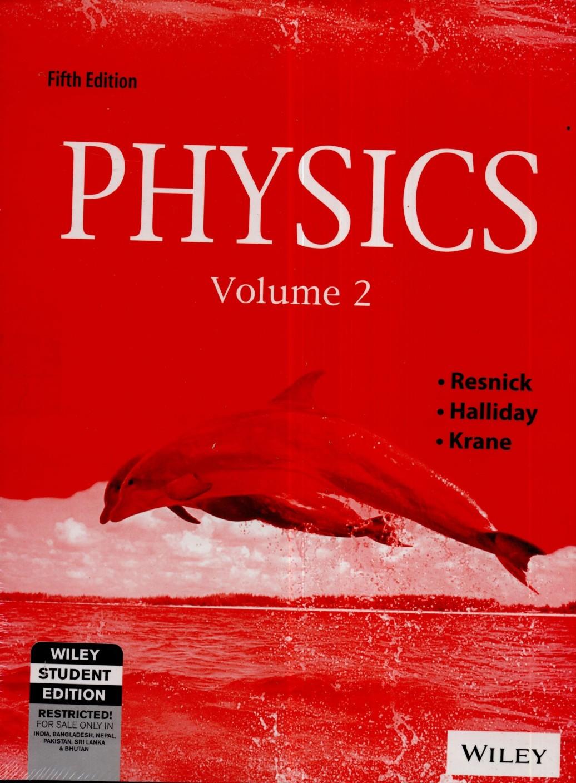 Physics volume 2 5 edition add to cart