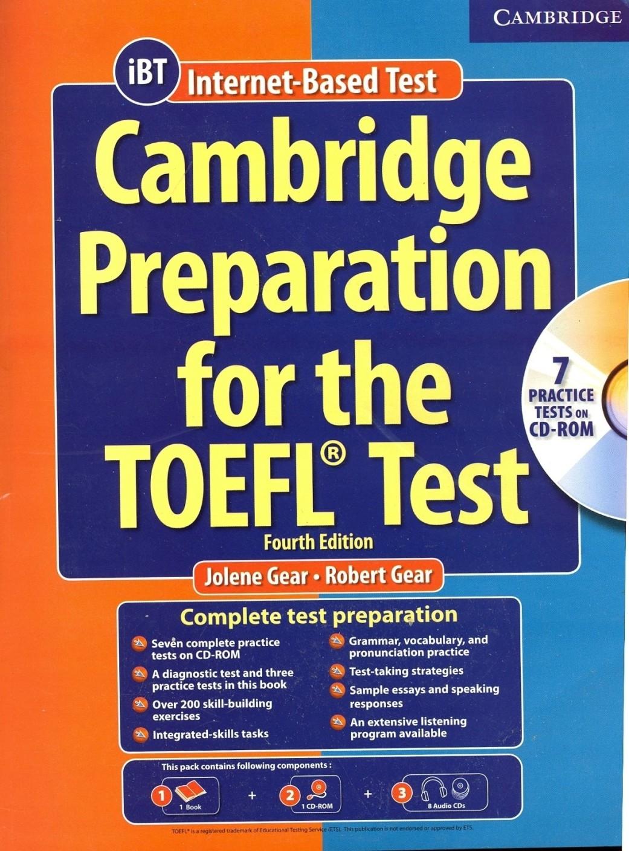 Essays toefl test