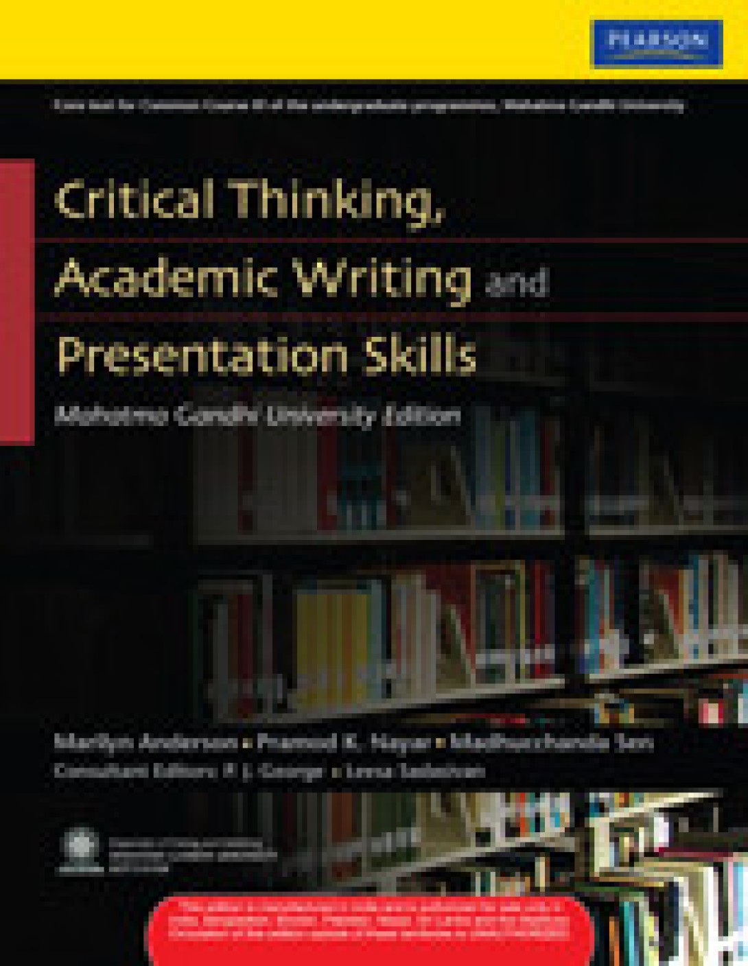 Best Reference Books – Critical Reasoning, Writing and Presentation