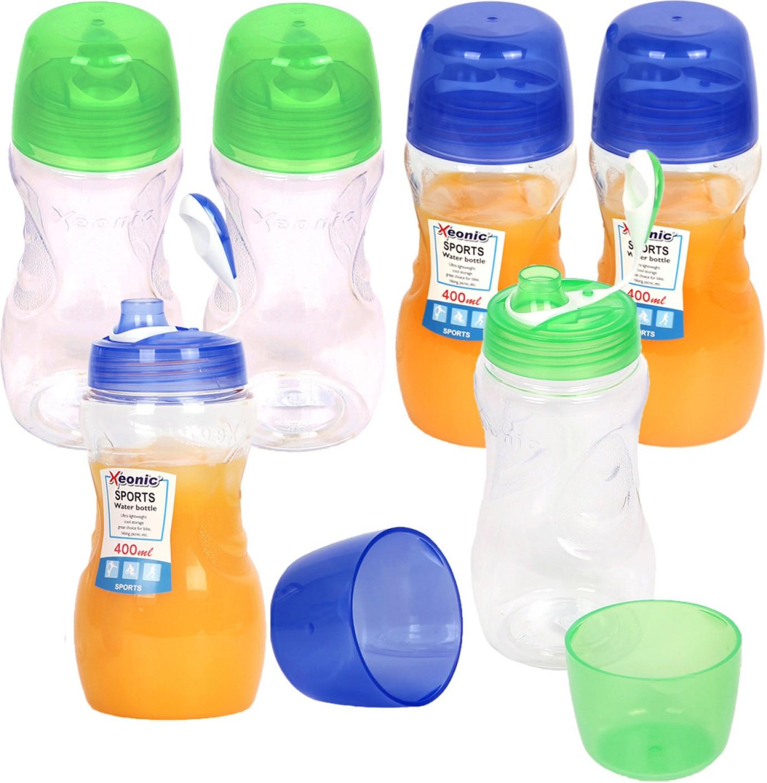 Best Sports Bottle Uk: Xeonic Sports Water 400 Ml Bottle