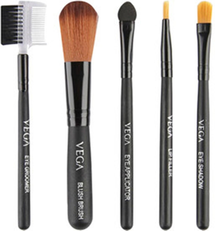 Vega Set of Brushes (Travel Kit) TMBS 05