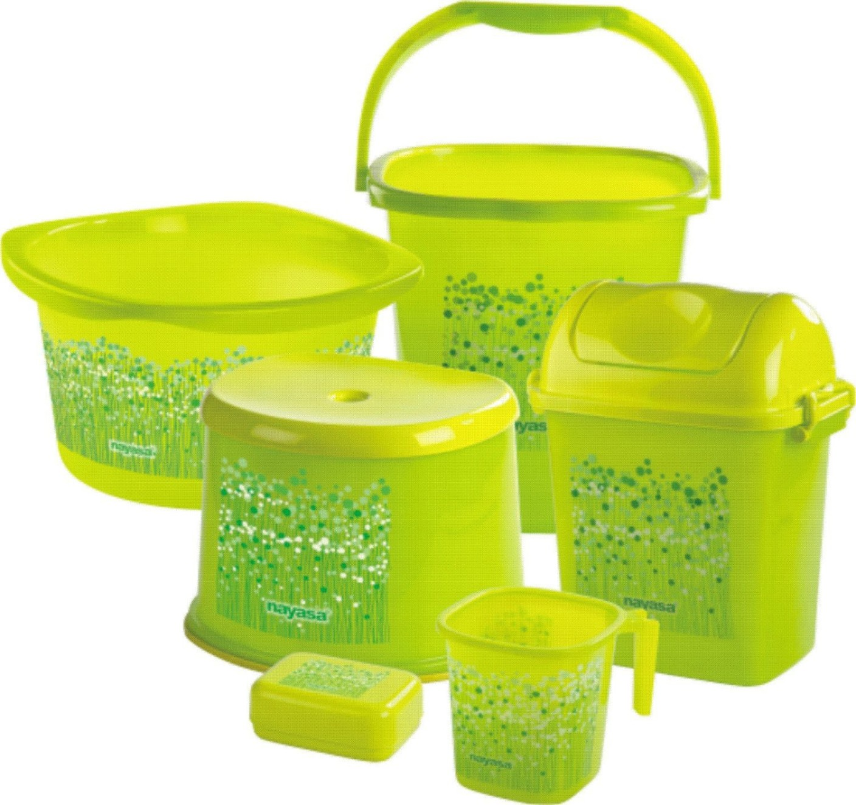 Bathroom Bucket Set - Add to cart
