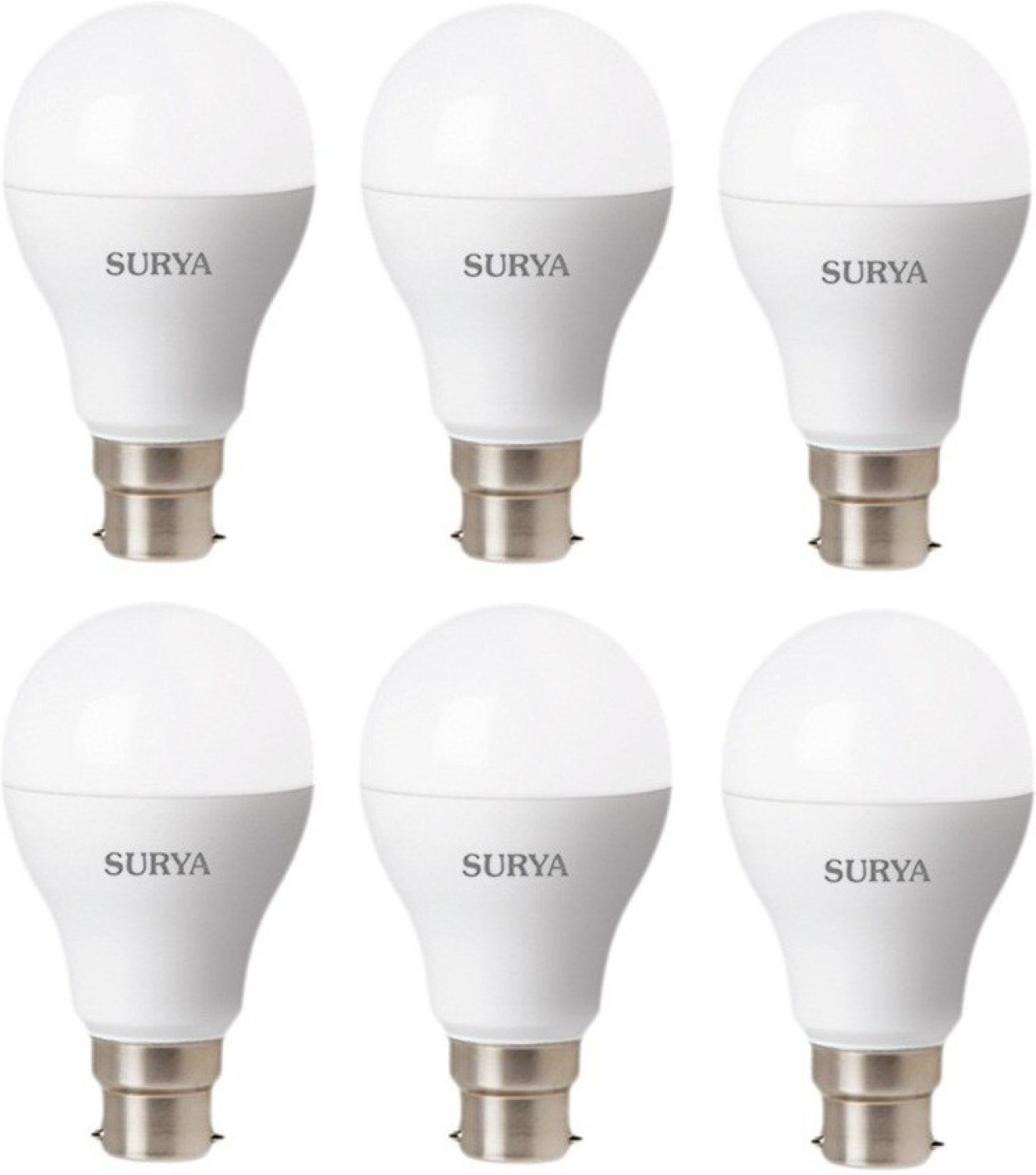 Shell Credit Card Online Services >> Surya 12 W Standard B22 LED Bulb Price in India - Buy Surya 12 W Standard B22 LED Bulb online at ...