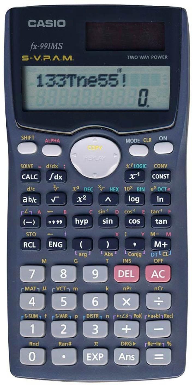 Flipkart Com Casio Fx 991 Ms Fx 991 Ms Scientific