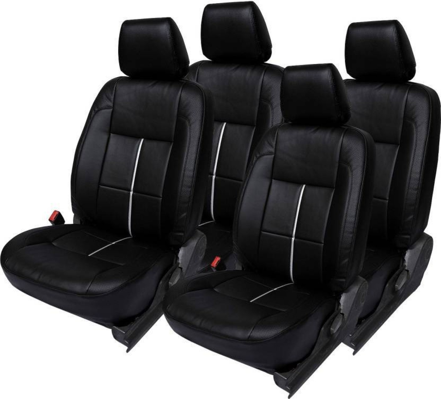 Bhati PU Leather Car Seat Cover For Mahindra KUV 100 Price