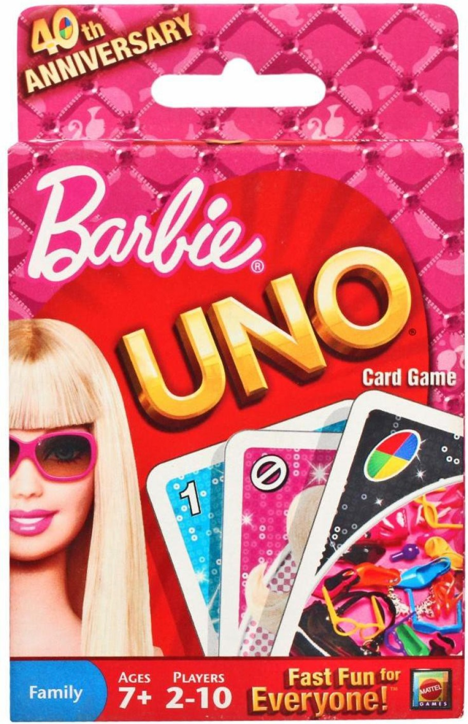 Barbie uno cards shop for products in