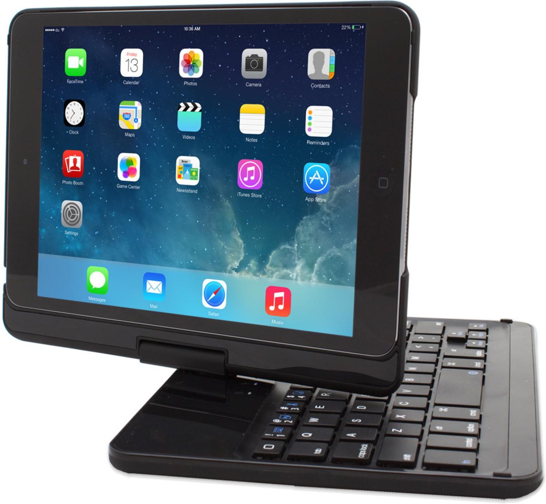 Snugg India Keyboard Case for iPad Mini, iPad Mini 2 and ...  Snugg India Key...