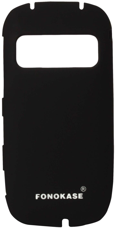 Book Cover Black Flipkart : Fonokase back cover for nokia black