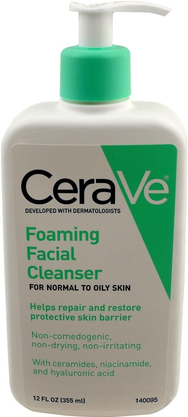 Foaming Facial Cleanser by cerave #15