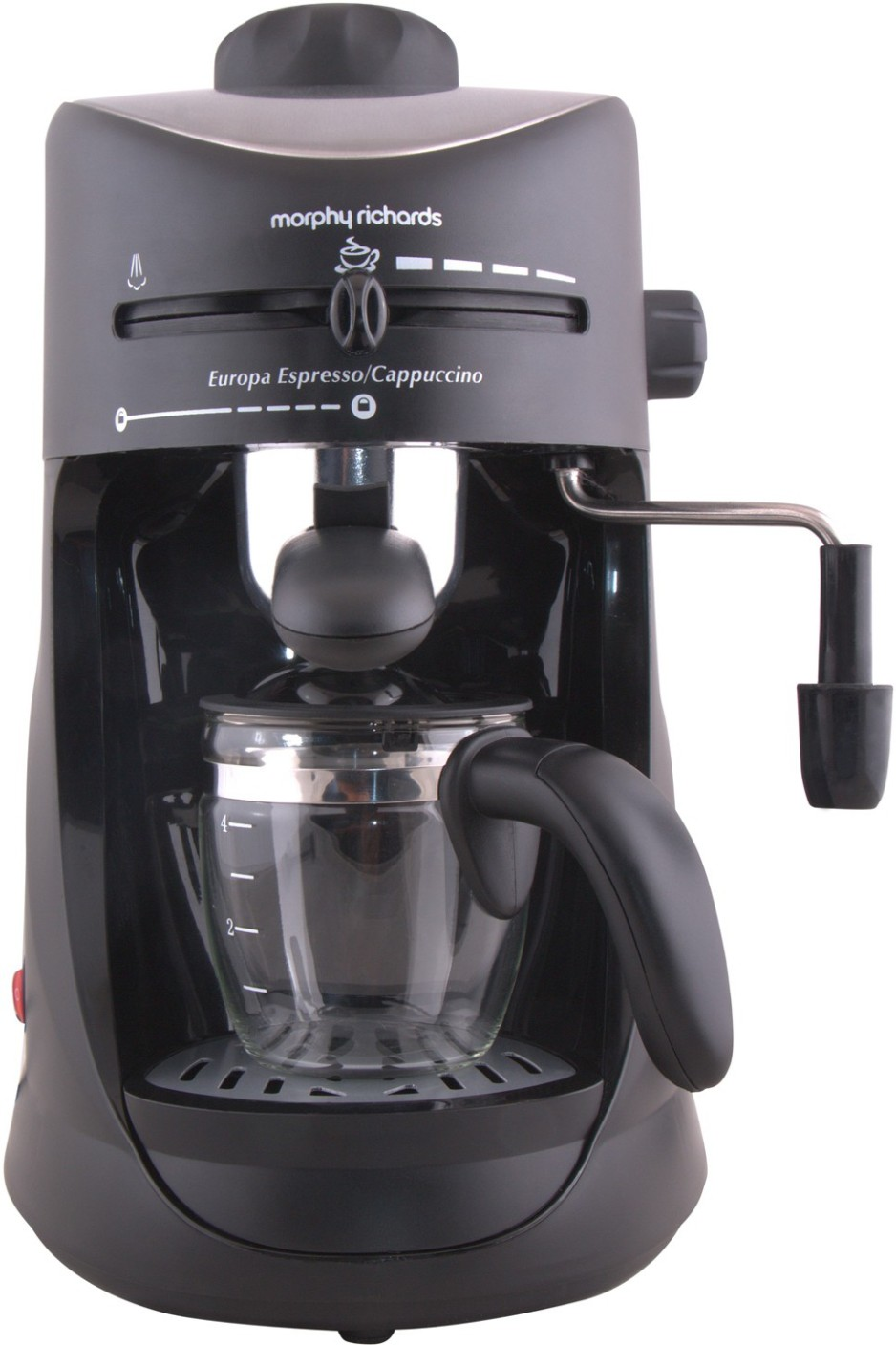 Morphy Richards Europa Espresso / Cappuccino 4 Cups Coffee Maker Price in India - Buy Morphy ...