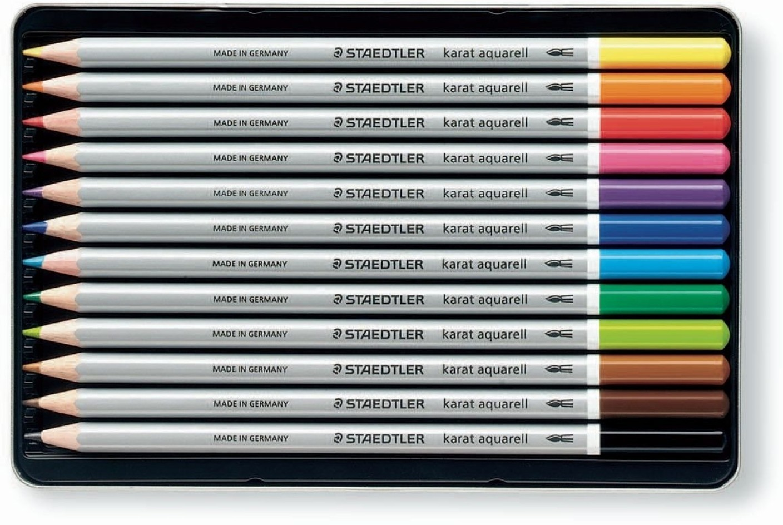 Flipkart.com   Staedtler Karat Aquarell Color Pencil