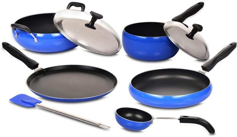 Kitchen Queen Cookware Set Price in India - Buy Kitchen Queen ...
