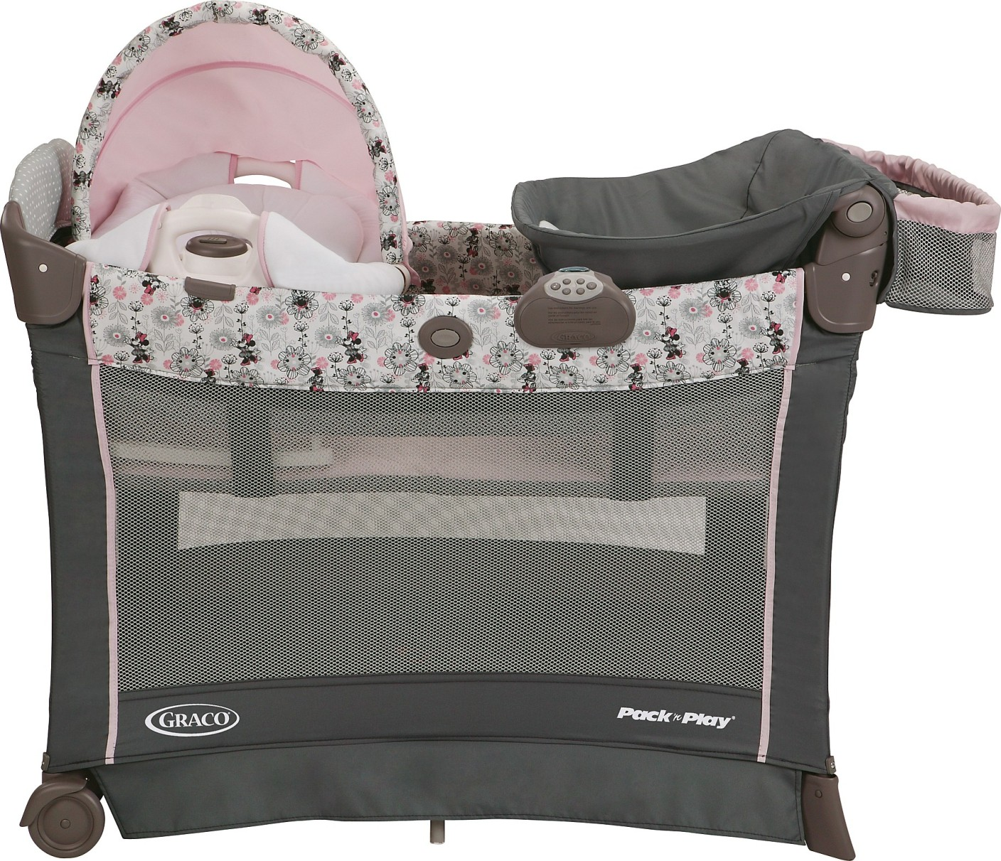 how to pack graco pack n play with bassinet
