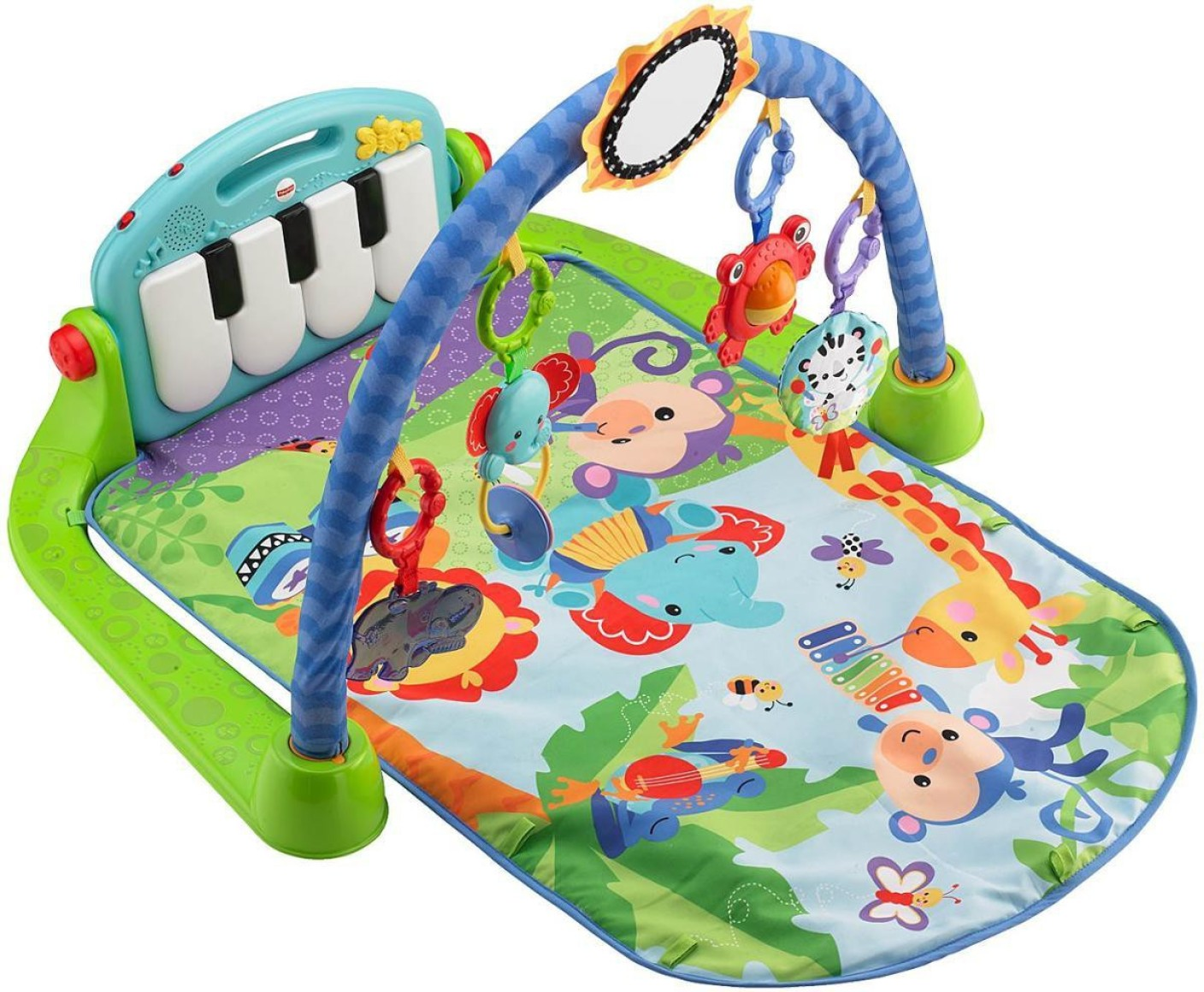 fisher price kick and play piano gym replacement parts