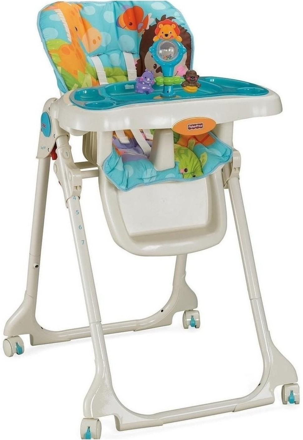 Fisher price precious planet high chair - Fisher Price Precious Planet High Chair Wishlist