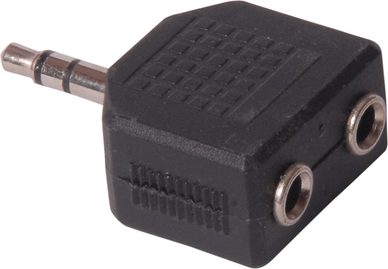 egizmos audio jack splitter pin headphone splitter. Black Bedroom Furniture Sets. Home Design Ideas