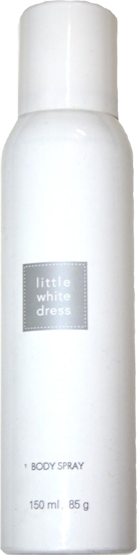 Avon Little White Dress Perfumed Body Spray - - Price in India ...