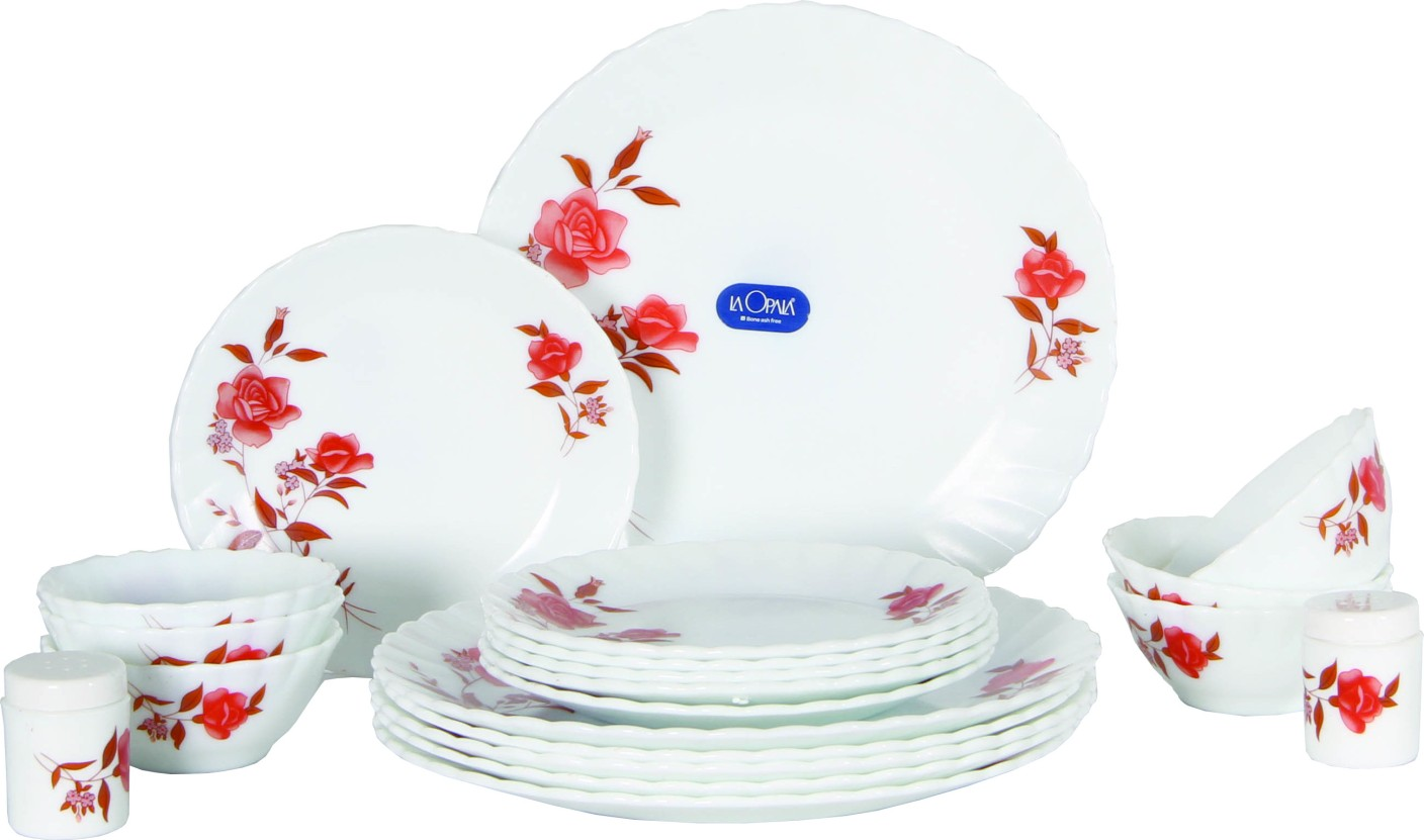 Laopala Pack Of 20 Dinner Set Price In India Buy Laopala