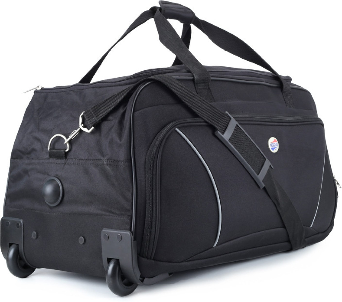 Travel Bags With Side Pockets