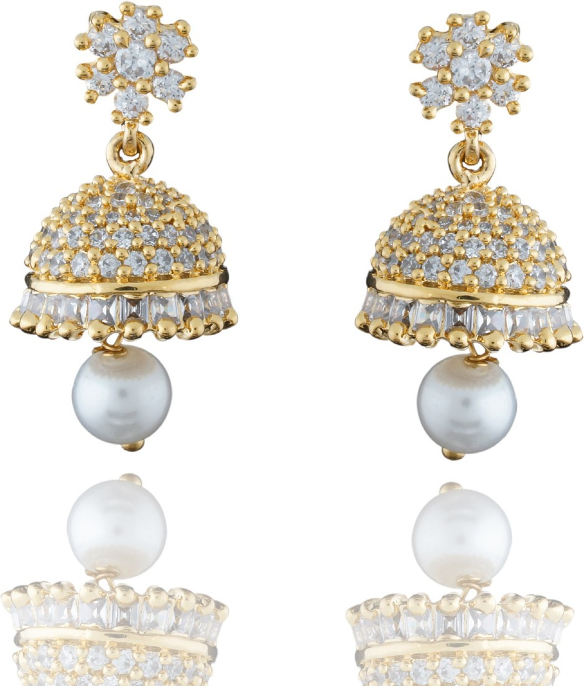 cdf2a7c55d4ea Flipkart.com - Buy Chaahat Fashion Jewellery Gold Plated With Cz ...