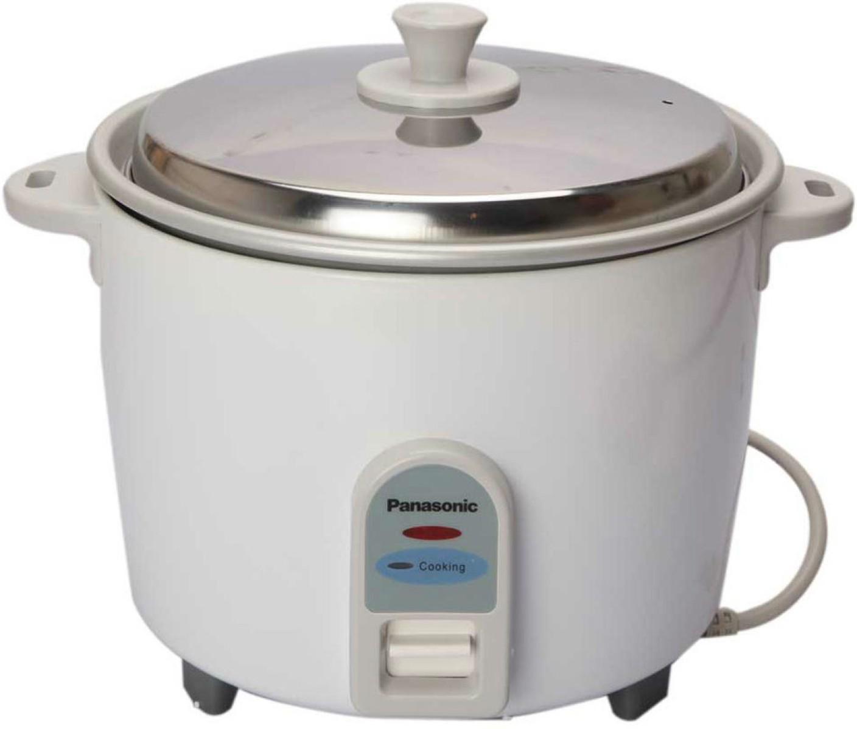 Panasonic Kitchen Appliances Panasonic Sr Wa 10 Electric Rice Cooker Price In India Buy